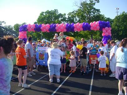 Relay For Life walk for a cure photo