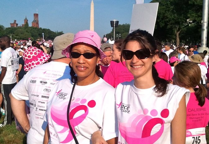 ActioNet supports Susan G. Komen Global Race for the Cure