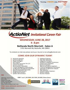Invitational Career Fair