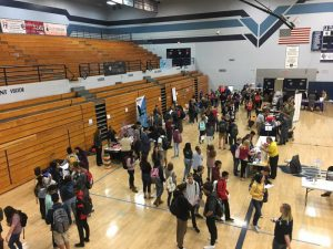 Actionet Visits High School Career Day