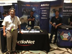 TechNet Asia-Pacific Exhibit