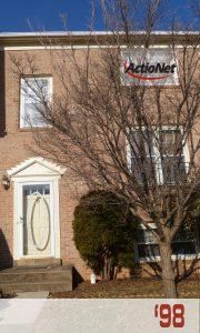 The original ActioNet Headquarters