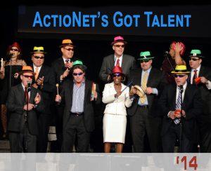 ActioNet's Got Talent Participants
