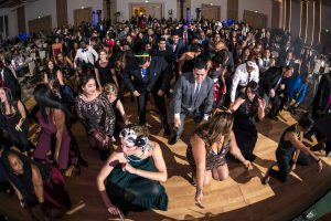 ActioNeters on the dance floor