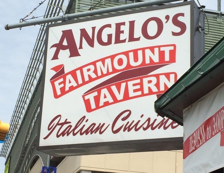 ActioNeter's Gathered in Historic Angelo's Tavern in Atlantic City