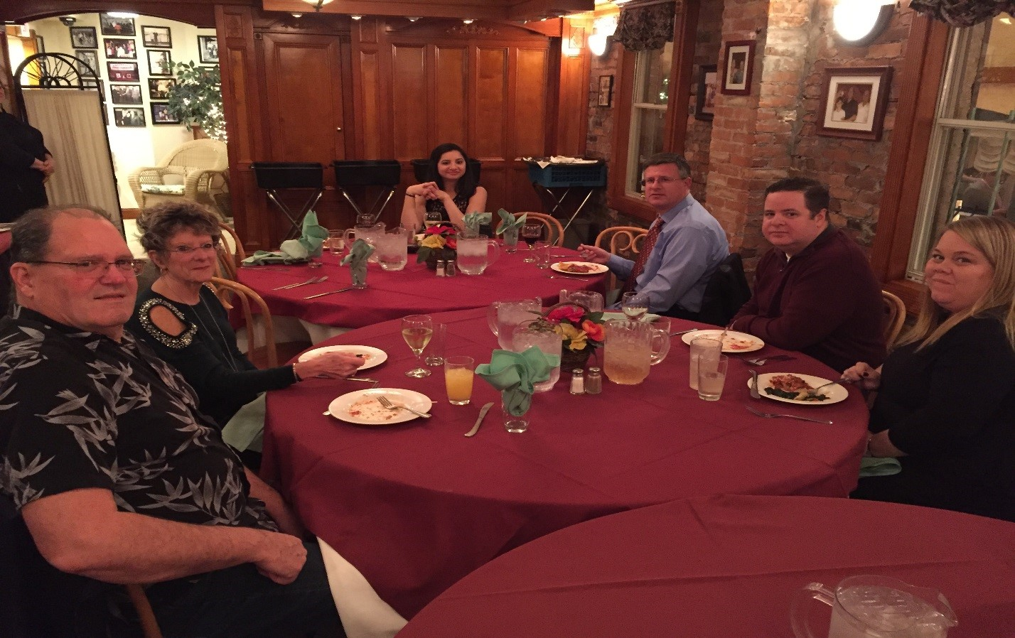 Atlantic City ActioNeters enjoyed a great holiday dinner