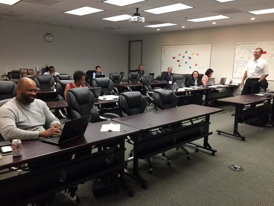 ActioNeters use ActioNet University to Learn Oracle GoldenGate Fundamentals at work