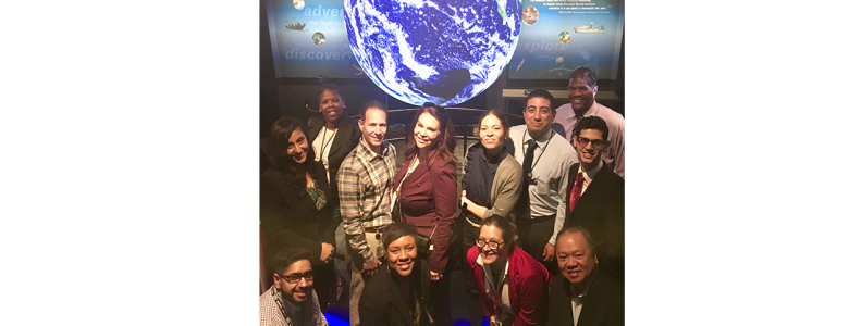 NOAA Headquarters was visited by ActioNet Business Units
