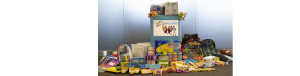 ActioNeters collected school supplies for back-to-school drive to benefit Drew Model school