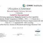 CMMI-SVC® Level 3 Certified since 2018