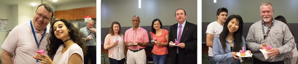 ActioNeters Wear Pink to Support Breast Cancer Awareness