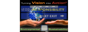 ActioNet is dedicated to environmental sustainability
