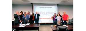 ActioNeters Celebrate Successful CMMI Level 4 Audit