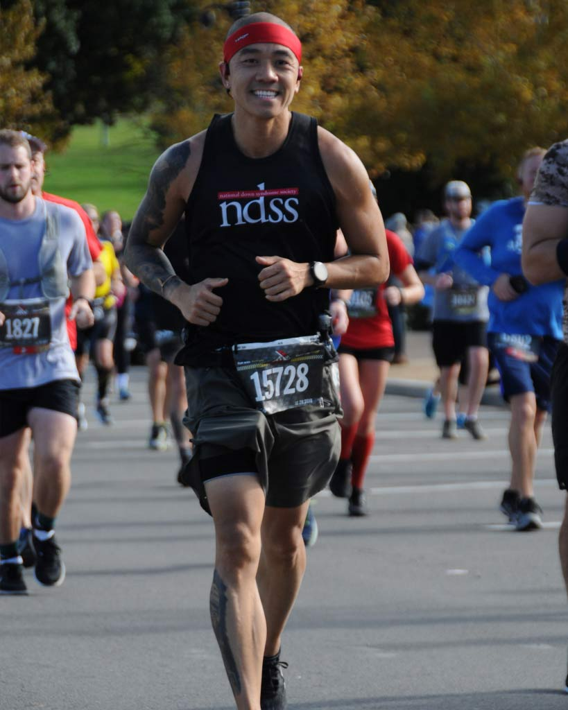 ActioNeter Bobby Runs for NDSS