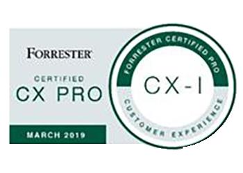 Forrester CX Logo