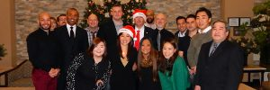 ActioNeters Celebrate the Holidays together in South Korea