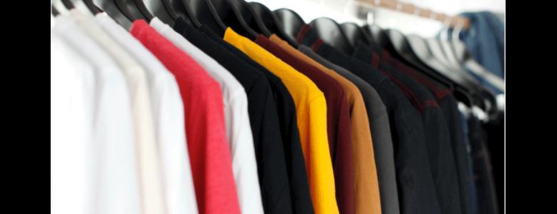 Clothing Drive Header