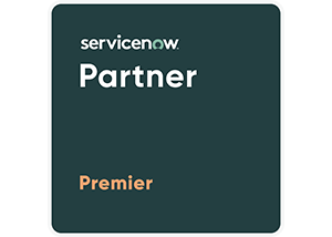 Servicenow Premier Partner Logo