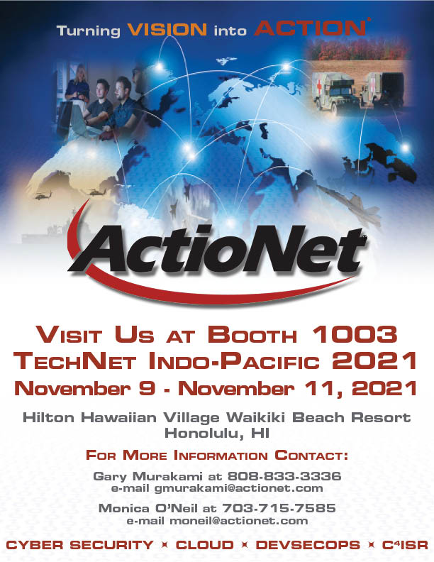 Technet Indo Pacific 2021 Flyer