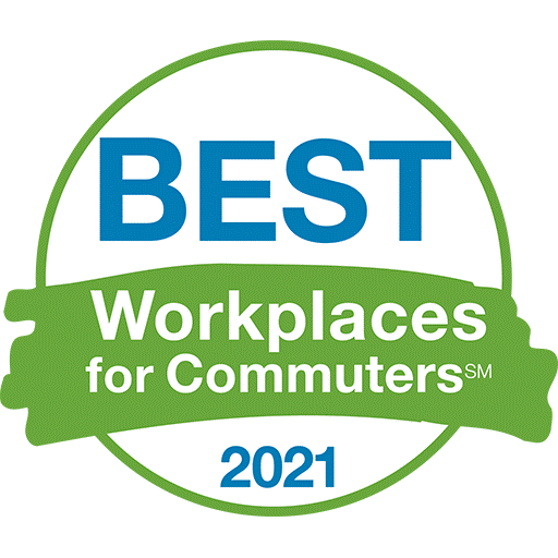 Best Workplaces for Commuters Logo