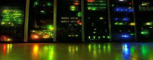 Data Center Server Room